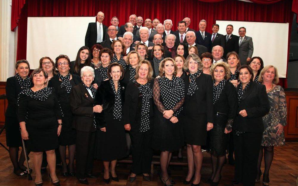 membros Rotary Club Lindoia